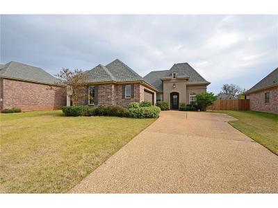 Bossier City Single Family Home For Sale: 504 Ranger Drive