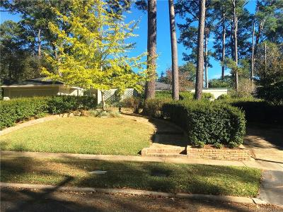 Shreveport Single Family Home For Sale: 4735 Richmond Avenue