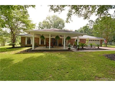Benton Single Family Home For Sale: 1093 Crouch Road