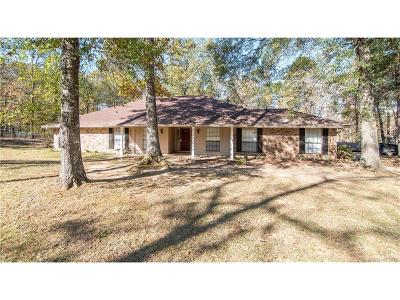 Haughton Single Family Home For Sale: 3 Crandon Circle