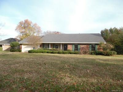 Benton Single Family Home For Sale: 203 Country Club Drive