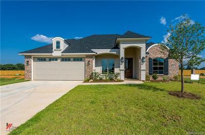 Bossier City Single Family Home For Sale: 107 Katy Lane