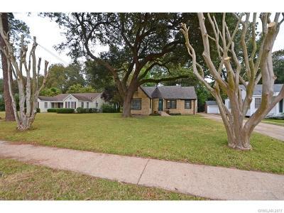 Shreveport LA Single Family Home For Sale: $239,000