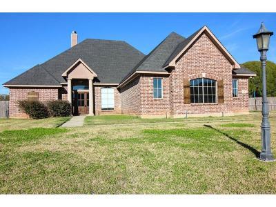 Benton Single Family Home For Sale: 206 Cherry Blossom Lane