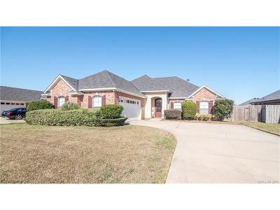 Bossier City Single Family Home For Sale: 5853 Bluebonnett Drive