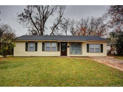 Bossier City Single Family Home For Sale: 1517 Debra Street