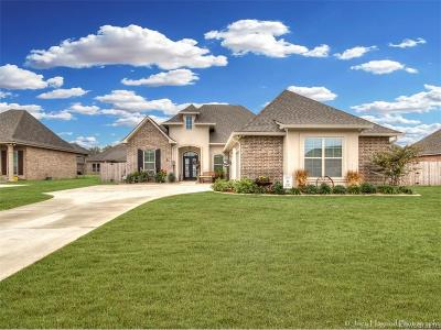Bossier City Single Family Home For Sale: 327 Camelback Drive