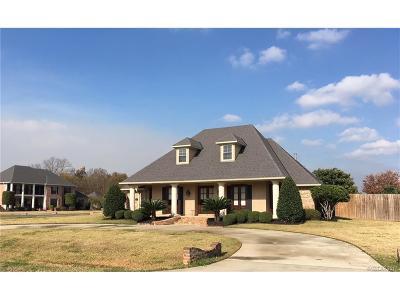 Bossier City Single Family Home For Sale: 501 Secret Cove