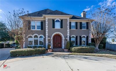 Bossier City Single Family Home For Sale: 101 Stratmore Circle