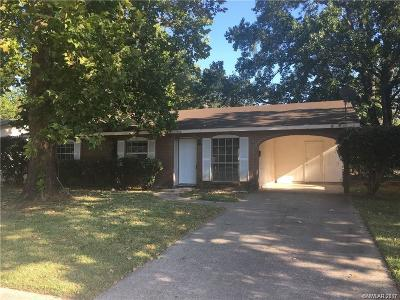 Bellair, Bellaire Single Family Home For Sale: 1626 Bellaire