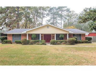 Shreveport Single Family Home For Sale: 2061 Holly Oak