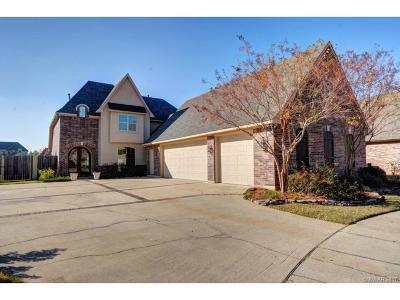 Bossier City Single Family Home For Sale: 412 Gator Cove