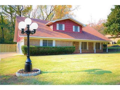 Shreveport Single Family Home For Sale: 2932 Independence Avenue
