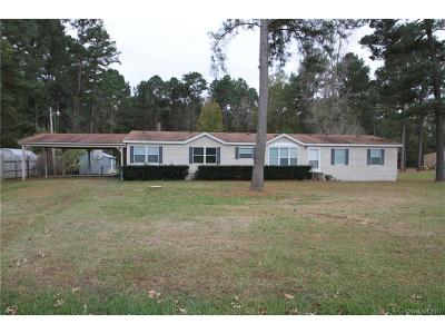 Haughton Single Family Home For Sale: 108 Piney Forest Drive