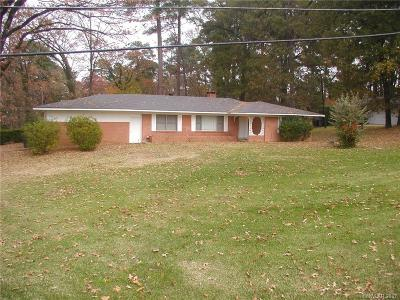 Shreveport Single Family Home For Sale: 5423 South Lakeshore Drive