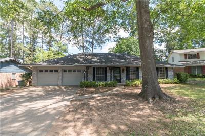 Shreveport Single Family Home For Sale: 9315 Belden Drive