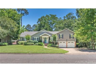 Shreveport LA Single Family Home For Sale: $390,000