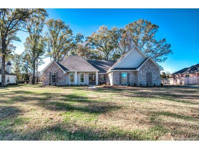 Benton Single Family Home For Sale: 409 Baylynn