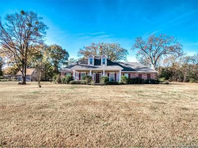 Shreveport Single Family Home For Sale: 3722 Mallard Bay Circle