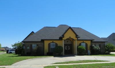 Bossier City Single Family Home For Sale: 300 Dunlieth Street