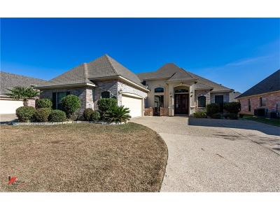 Shreveport Single Family Home Contingent: 9973 Loveland Court