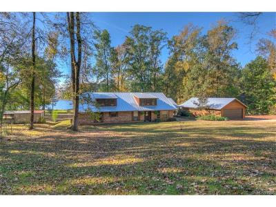 Benton Single Family Home For Sale: 1066 Highway 162