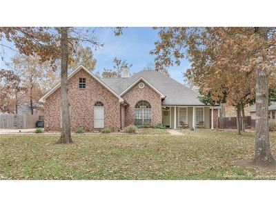 Benton Single Family Home For Sale: 4004 Lakeway Boulevard