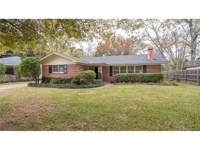 Clingman Park, Clingman Park Broadmoor Single Family Home For Sale: 4422 Orchid Street