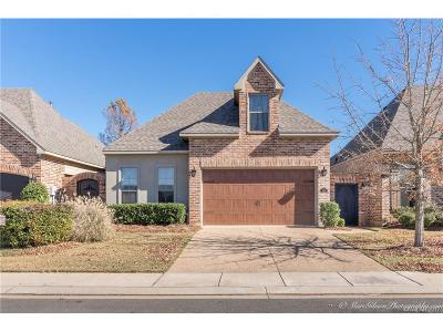Bossier City Single Family Home For Sale: 137 Arbor Place