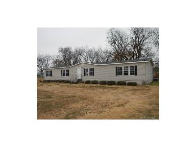 Bossier City Single Family Home For Sale: 676 Red Chute Lane