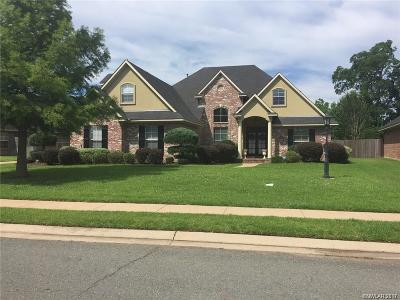 Shreveport LA Single Family Home For Sale: $344,500