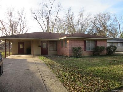 Bossier City Single Family Home For Sale: 4220 Elaine Street
