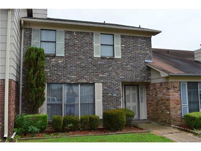 Bossier City Single Family Home For Sale: 2612 Village Lane