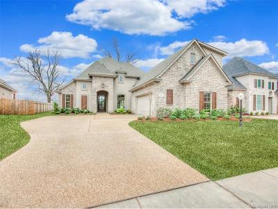 Bossier City Single Family Home For Sale: 654 Dumaine Drive