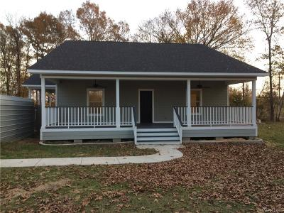 Keithville Single Family Home For Sale: 7459 Colquitt Road