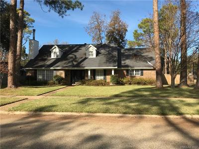 Shreveport LA Single Family Home For Sale: $267,000