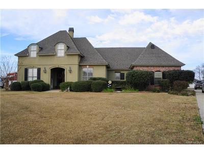Bossier City LA Single Family Home For Sale: $390,000