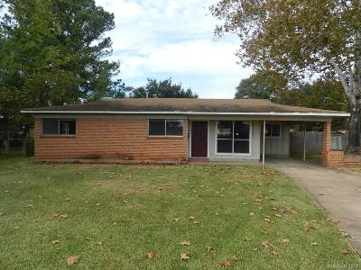 Bossier City Single Family Home For Sale: 1603 Michael