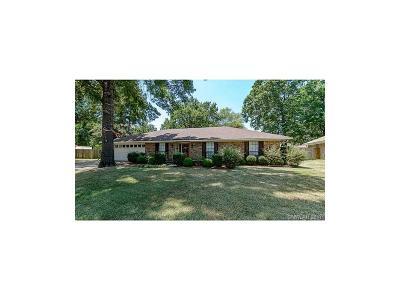 Shreveport LA Single Family Home For Sale: $198,000