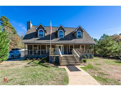Benton Single Family Home For Sale: 1140 Linton Road