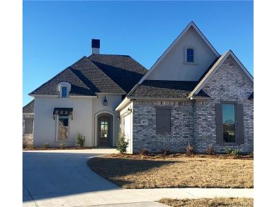 Benton Single Family Home For Sale: 407 Halifax