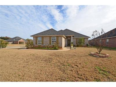 Bossier City Single Family Home For Sale: 636 Whitefield Lane