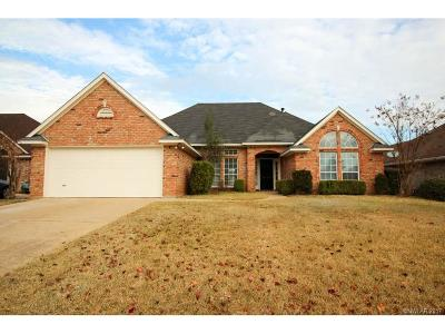 Bossier City Single Family Home For Sale: 5915 Clearview Circle