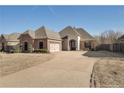 Bossier City Single Family Home For Sale: 538 Half Moon Lane