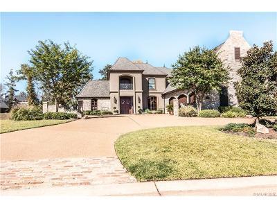 Shreveport Single Family Home For Sale: 1028 Saint Francis Way