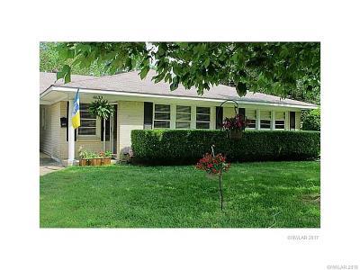 Clingman Park, Clingman Park Broadmoor Single Family Home For Sale: 4633 Tibbs Street