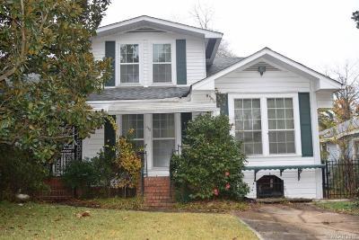Shreveport Single Family Home For Sale: 150 Dalzell Street