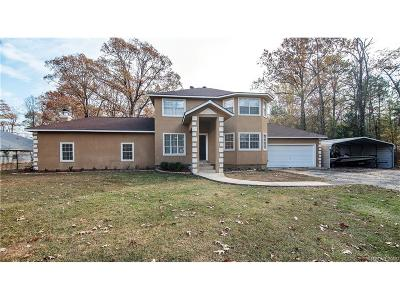 Shreveport Single Family Home For Sale: 3725 Dawson Road