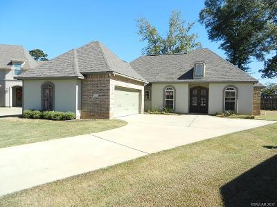 Shreveport LA Single Family Home For Sale: $194,000