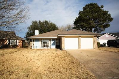 Golden Meadows Single Family Home For Sale: 5446 Claire Court